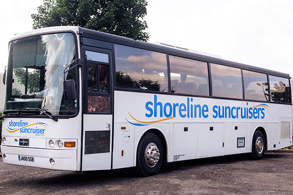 Scarborough coach hire