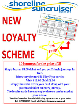loyalty card pdf small shoreline suncruisers